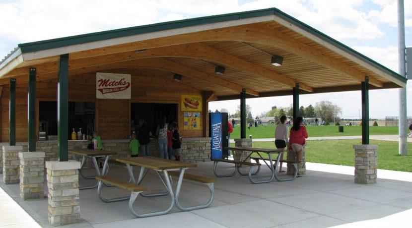 Cedar Forest Products Parkaire Activity Center