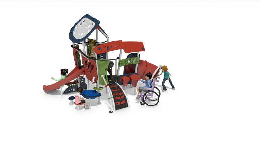 Landscape Structures SmartPlay Motion