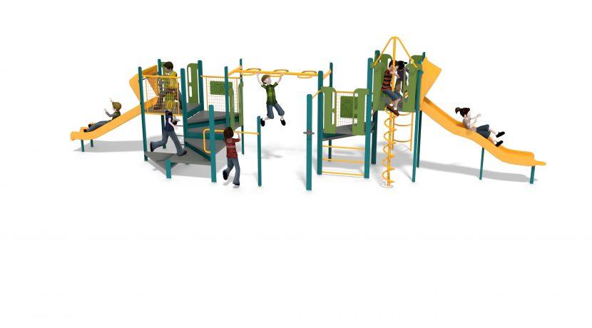 Landscape Structures PlaySense Design 301