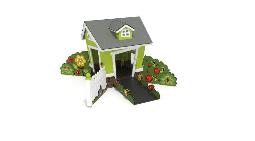 Landscape Structures SmartPlay Nook
