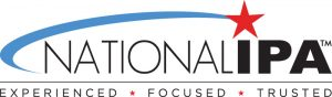 National IPA logo