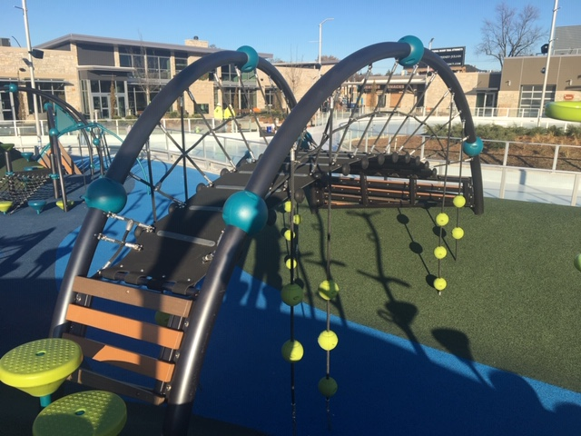 Howard Park Playground in South Bend, IN