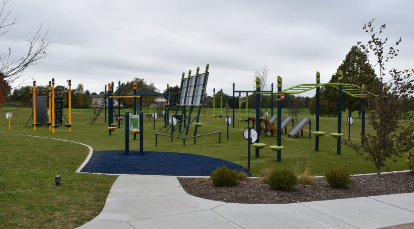 FitCore Extreme at Heritage Park in Homer Glen, IL