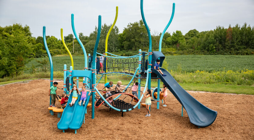 BeachComber Play Structure for Ages 5-12