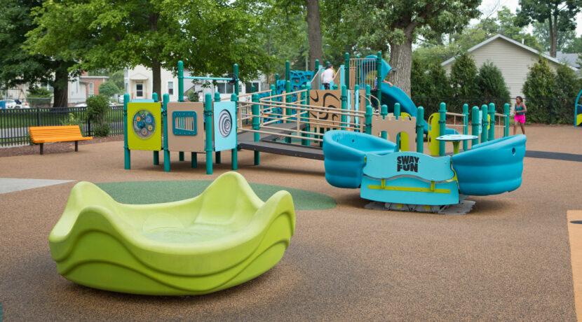 LaPark Playground in LaPorte, IN
