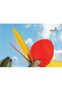 Aquatix 2021 Catalog Cover