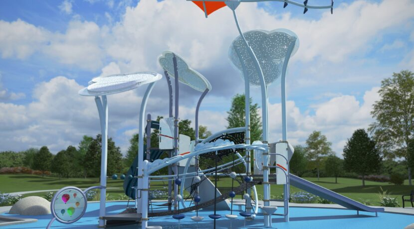 Billows Play Structure