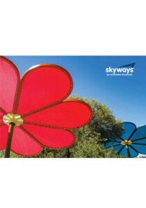 SkyWays 2021 Catalog Cover